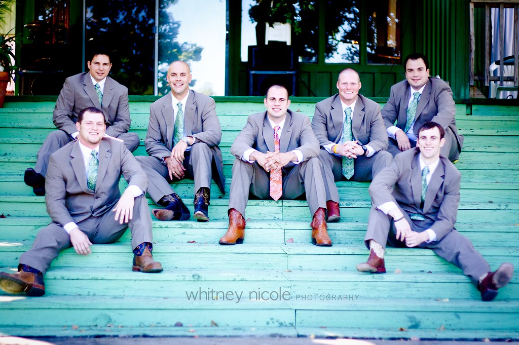 Wedding Photographer Whitney Nicole Photography